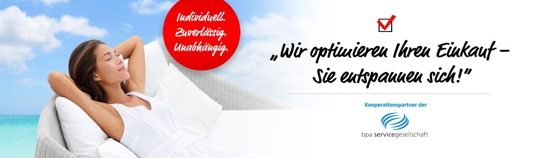 mercant AG – Wir optimieren Ihren Einkauf – Sie entspannen sich